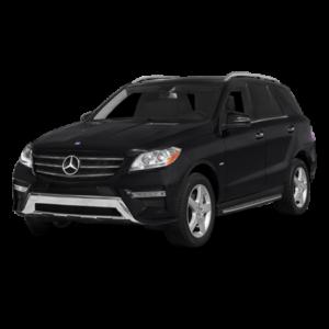 Mercedes-benz Ml (w163)