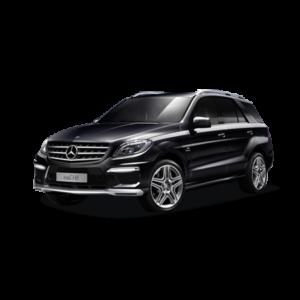Mercedes-benz Ml (w166)